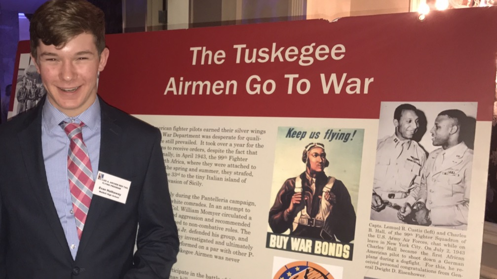 Evan Hathaway Tuskegee event